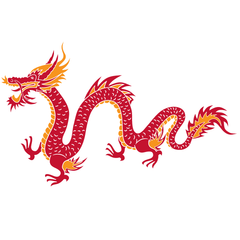 Chinese Dragon Wall Sticker