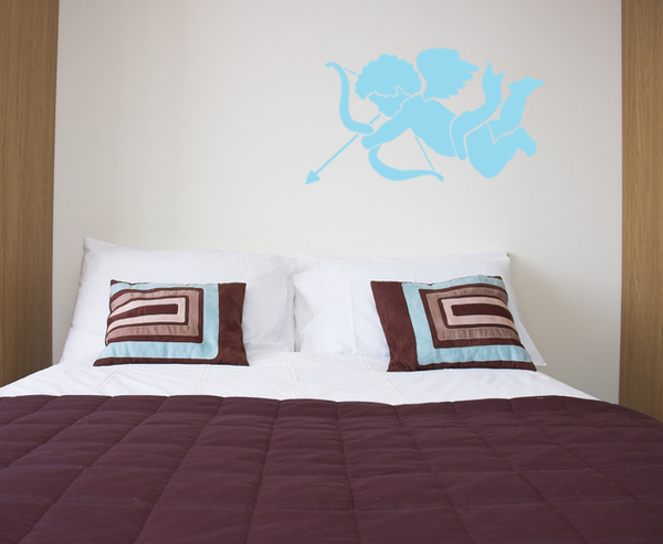 Cupid Wall Sticker - Wall Glamour