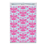 Damask Fridge Decal