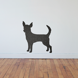 Chiwawa Dog Wall Sticker