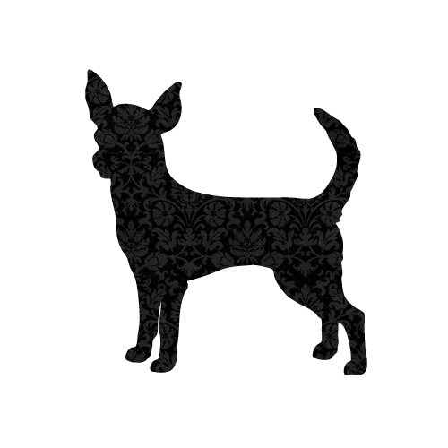 Chihuahua Dog Wall Sticker