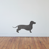 Dachshund Dog Wall Sticker