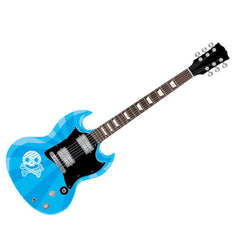 Electric Guitar Wall Sticker