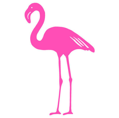 Flamingo Wall Sticker
