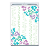 Leaves Card Fridge Decal