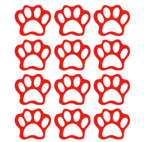 Paws Wall Stickers