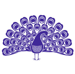 Peacock Wall Sticker