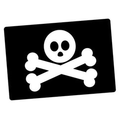 Pirate Flag Wall Sticker