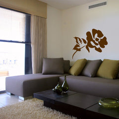 Rose 01 Wall Sticker