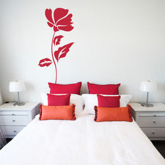 Rose 02 Wall Sticker