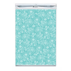 Rose Fridge Decal