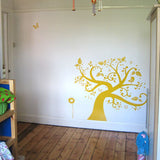 Tree Wall Sticker - Customer Photo