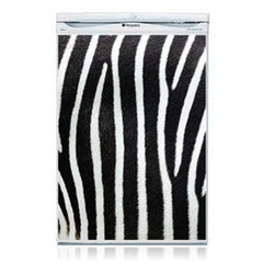 Zebra Fridge Decal
