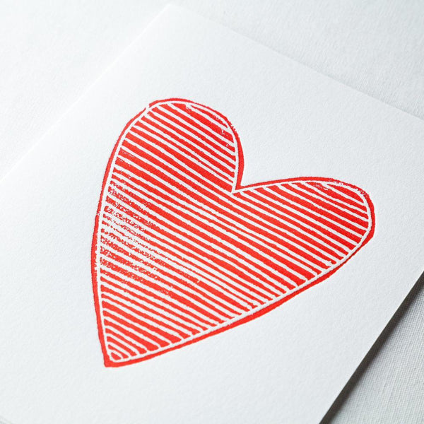 Give Your Heart-Cards-The Pear in Paper-nóta póca