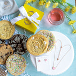 Maya's Cookies and Kendra Scott Pair Up to Make Mother's Day Golden with a Golden Ticket that Wows