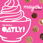 Maya's Cookies Gets a Jump on Summer and Launches Oatly Soft Serve in Store