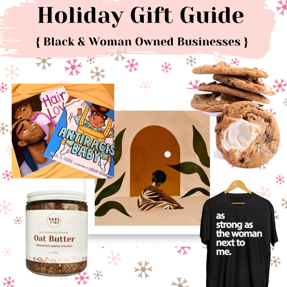 MAYA'S COOKIES - HOLIDAY GIFT GUIDE - Spotlight on Black-Owned, Female-Owned Businesses