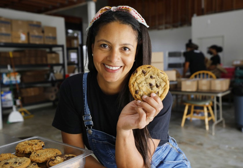 Black Lives Matter movement pushed San Diego cookie-baker to No. 1