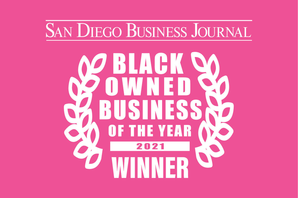 Maya's cookies awarded SDBJ's black owned business of the year 2021