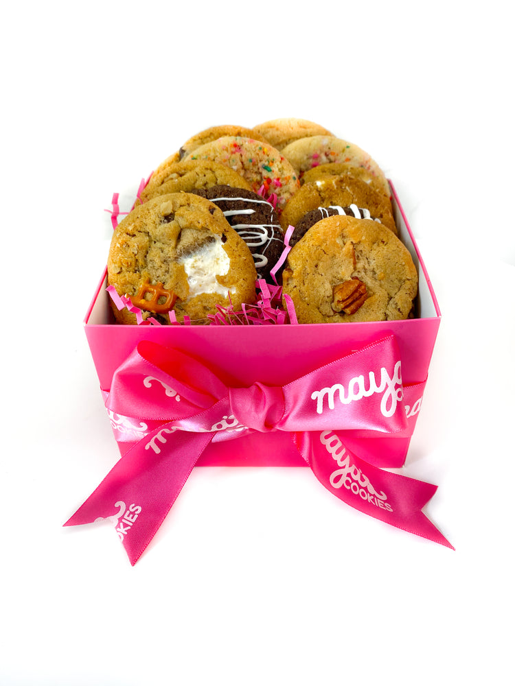Ultimate Cookie Lovers Collection NOT AVAILABLE DURING THE HOLIDAY SEASON.  WILL RETURN IN JANUARY!