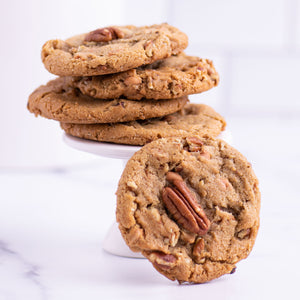 Load image into Gallery viewer, Caramel Pecan (6 Cookies)