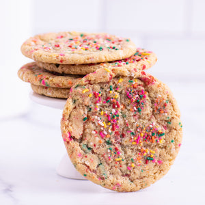 Load image into Gallery viewer, Funfetti (6 Cookies)