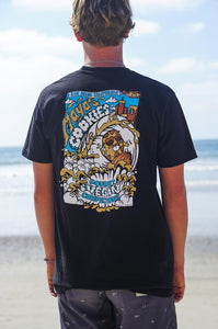 Surfin' Cookie T-Shirt