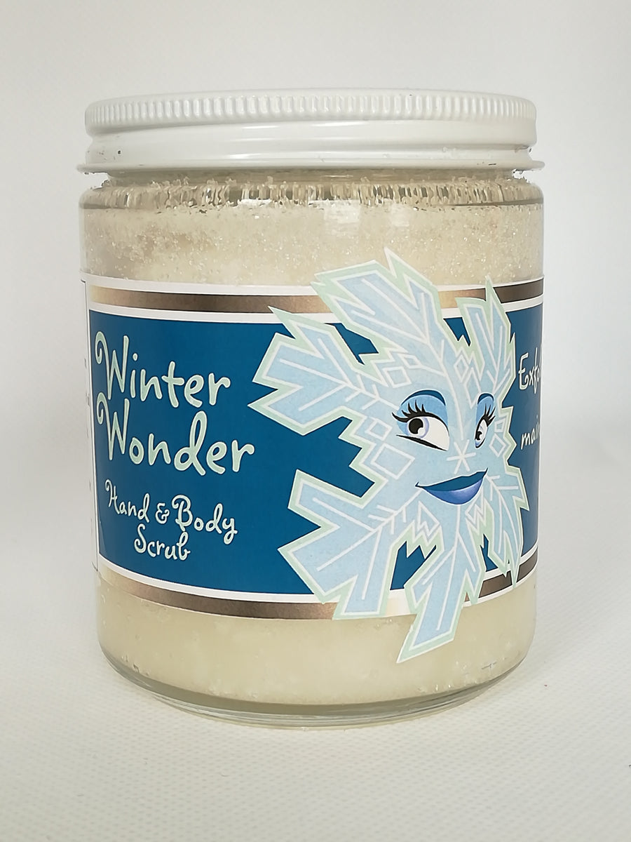 Winter Wonder Hand & Body Scrub (Seasonal Nov. 1- Feb. 28)