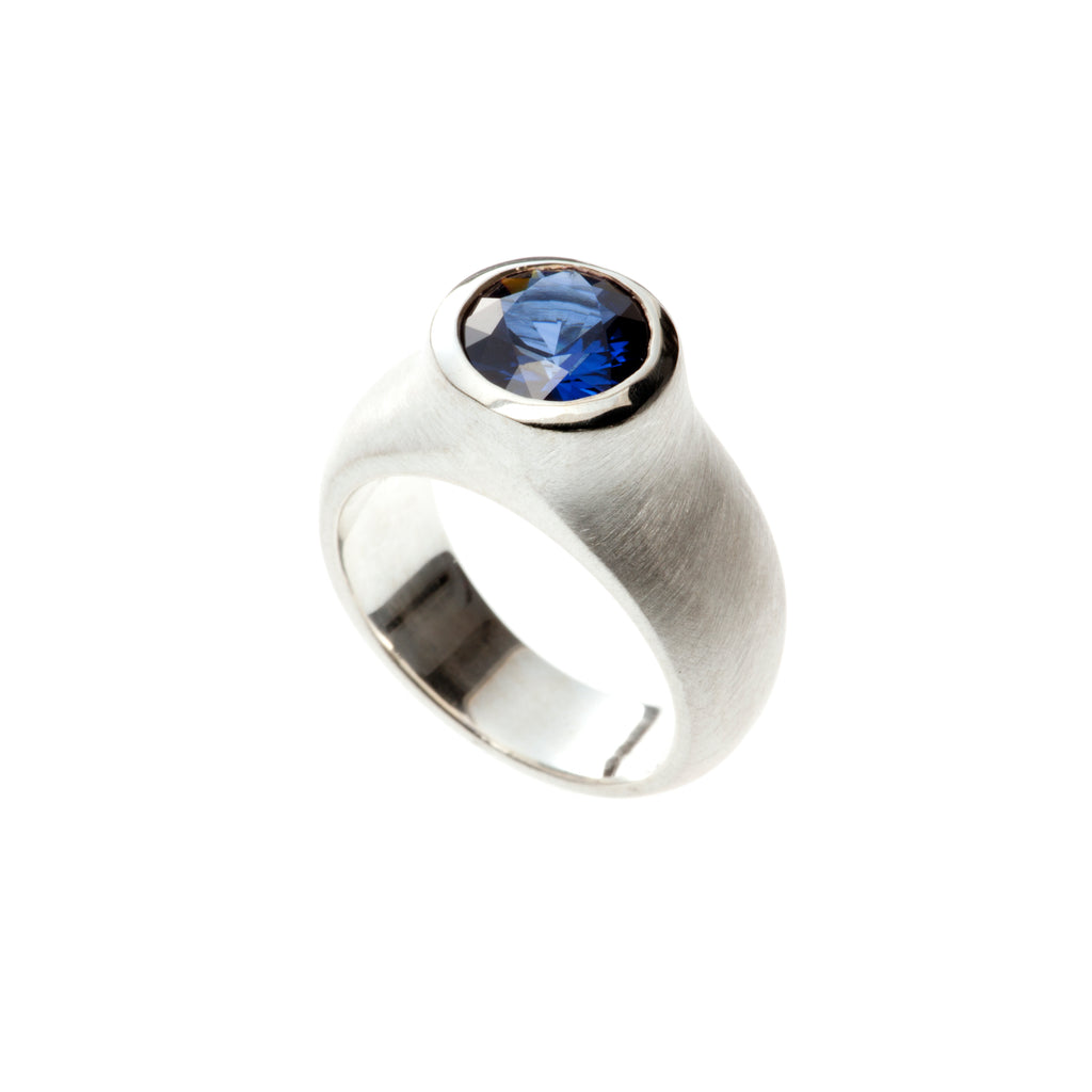 September Birthstone is Sapphire