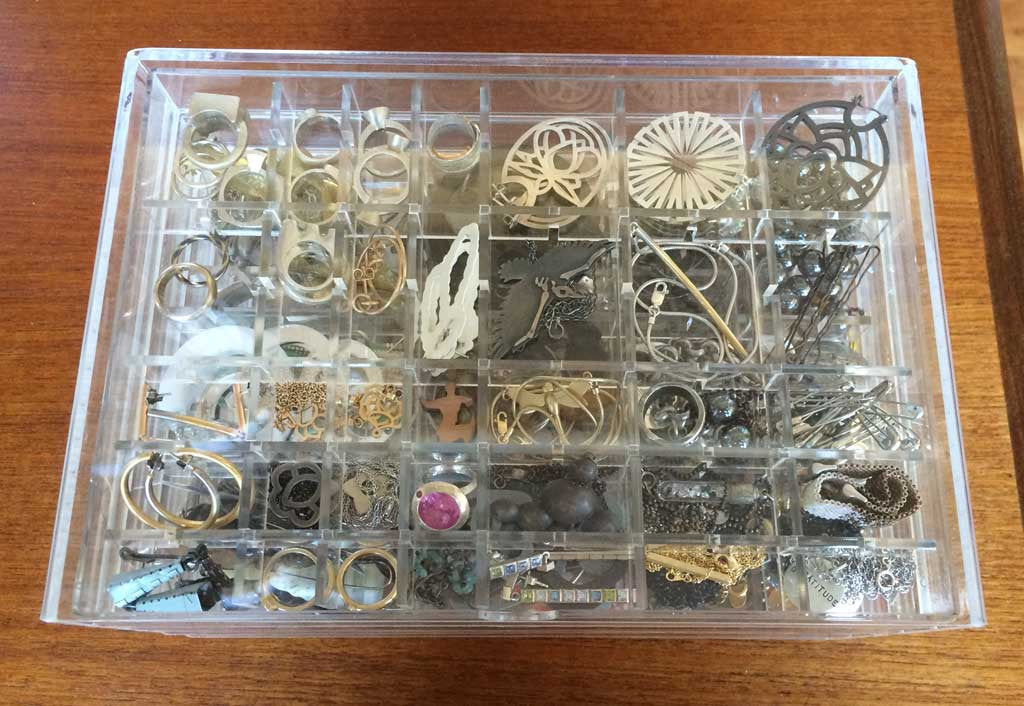 Spring Clean Your Jewelry Collection!