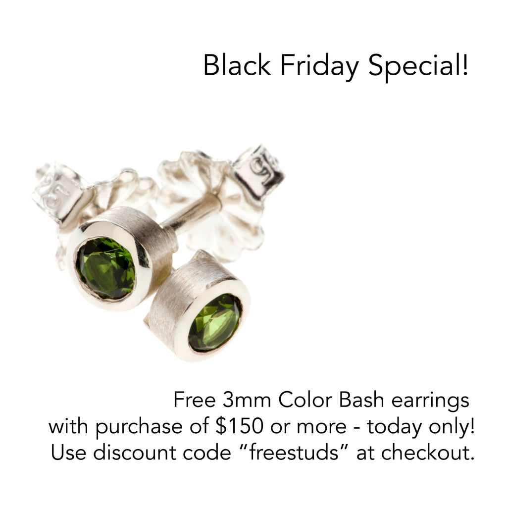 Superkarin Jewelry Design free studs discount code for Black Friday