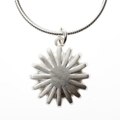 Dandelion Necklace