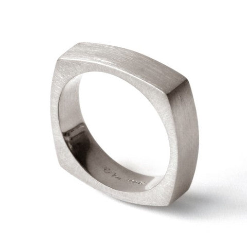 Men's Square Ring