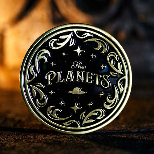 Planets Coin
