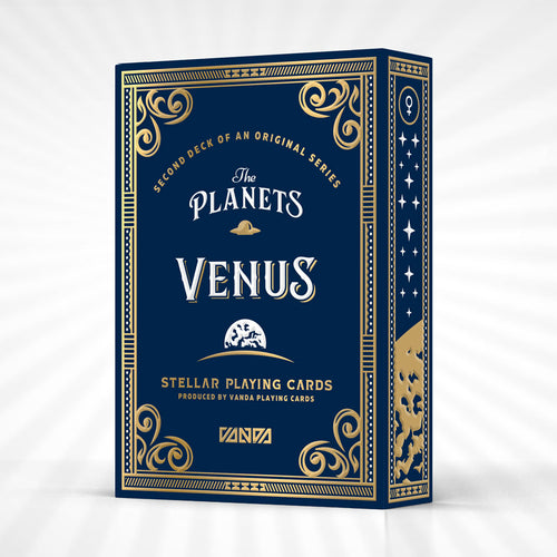 Venus LE Proof deck 2 #000/500
