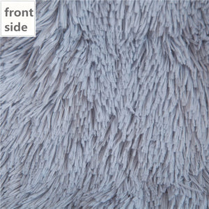 Shaggy Faux Fur Blanket