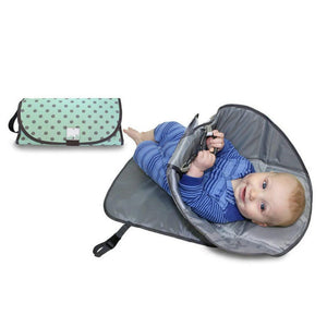 2018 Waterproof Portable Baby Pad