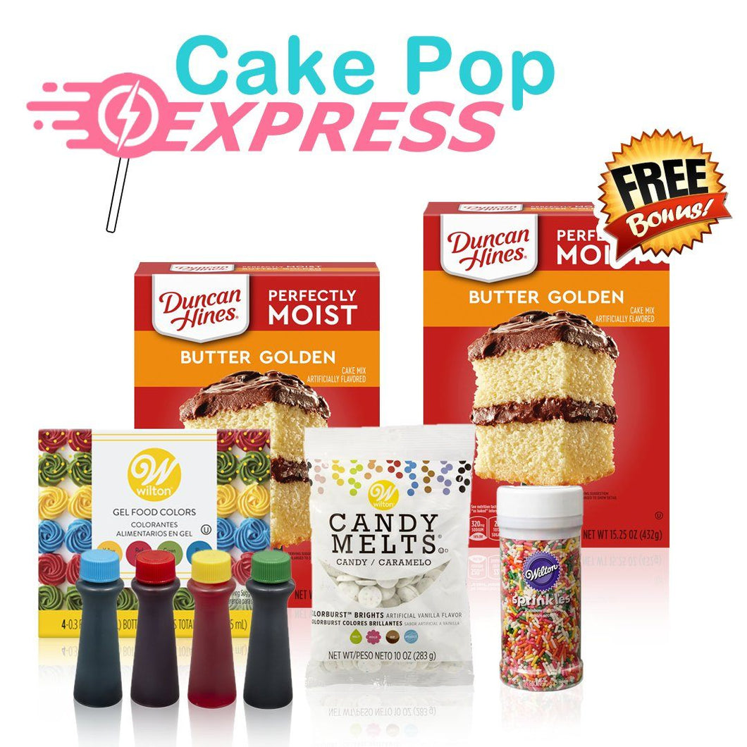 Cake Pop Express Kitchen Cakes of Eden