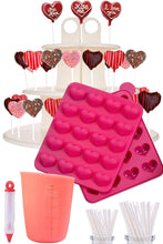 Cake Pop-N-Dip Kit FBA Heart