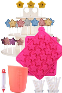 Cake Pop-N-Dip Kit FBA Star
