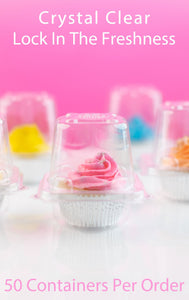 Stack'n Go Cupcake Containers FBA