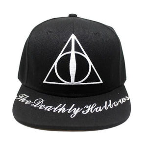 Harry Potter Cotton Baseball Snapback Caps - EconomicShopping