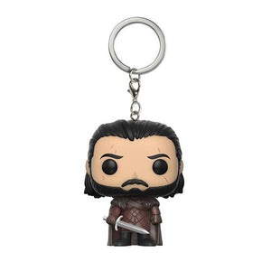 Game of Thrones Q Version Keychain - EconomicShopping
