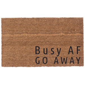 Busy AF Doormat - EconomicShopping