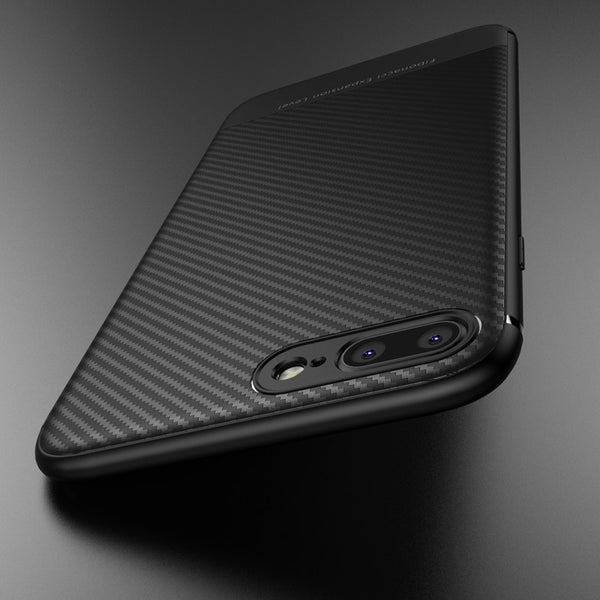 Carbon Fiber Case for iphone X iphone 7 8 plus XR XS Max - EconomicShopping