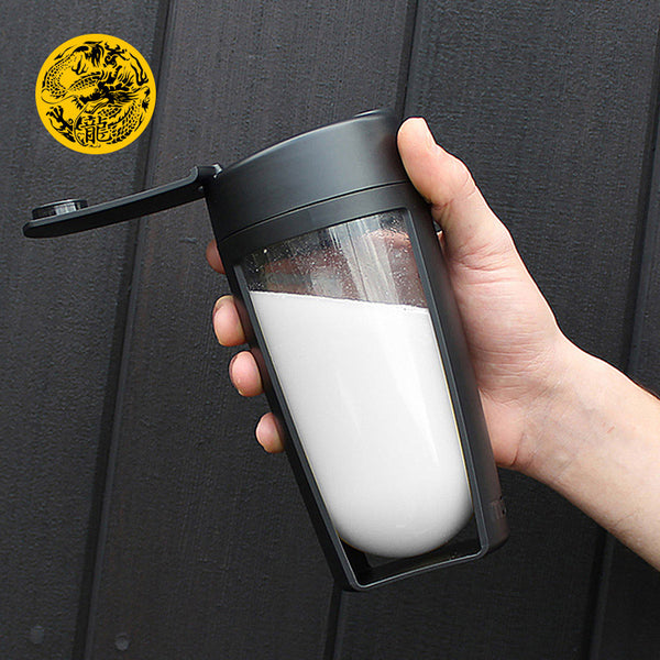 Sports Shaker bottle BPA Free Protein Powder Mixing Bottle for water new type Gym Leak Proof Seal bottles 600ml Dropshipping