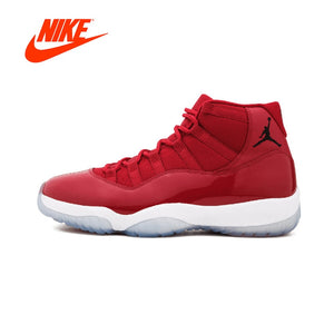 49300ae8b Original Official Nike Air Jordan 11 Retro Win Like 96 Men s Basketball  Shoes Sneakers Sports AJ11