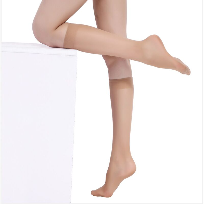 a81d64f439f4f Tights Over Knee Double Stripe Sheer Black Temptation