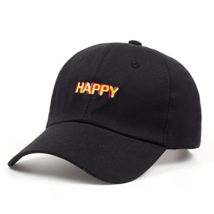 Happy Baseball Cap - EconomicShopping