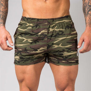 New Gym Crossfit Sports Shorts Men